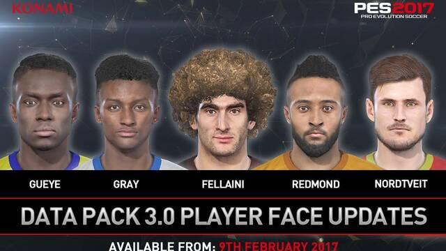 Pro Evolution Soccer 2017 recibe su tercera actualización gratuita