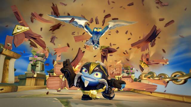 Skylanders Imaginators presenta a Air Strike, uno de sus nuevos personajes