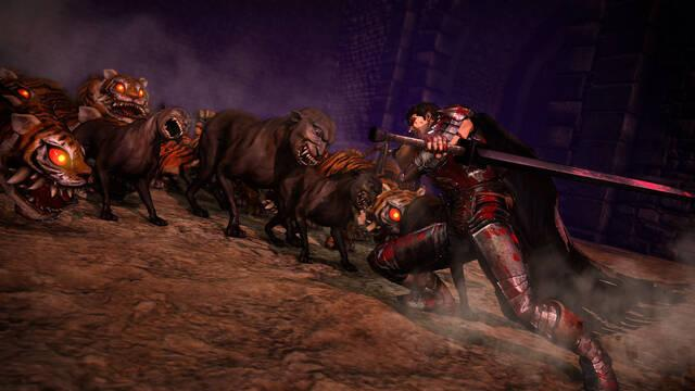 Anunciado el modo Eclipse Infinito para Berserk and the Band of the Hawk