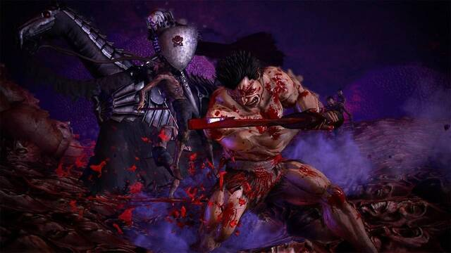 Nuevas im�genes y detalles de Berserk and the Band of the Hawk