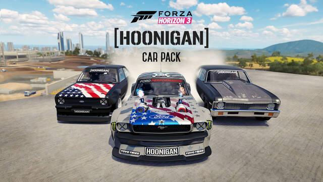 Forza Horizon 3 y Forza Motorsport 7 amplían su colaboración con Hoonigan