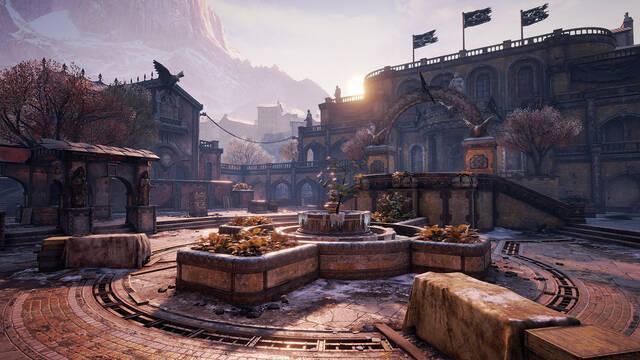 Gears of War 4 presenta su actualización de septiembre