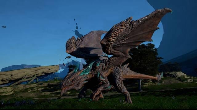 Thuban protagoniza las nuevas imágenes de Scalebound