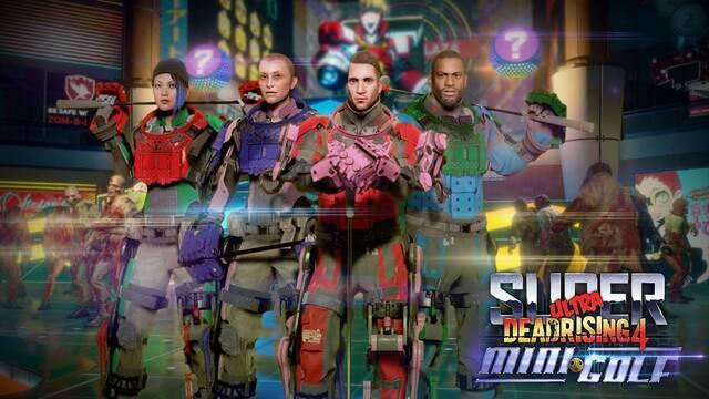 Dead Rising 4 recibirá su DLC Super Ultra Dead Rising 4 Mini Golf el 20 de junio