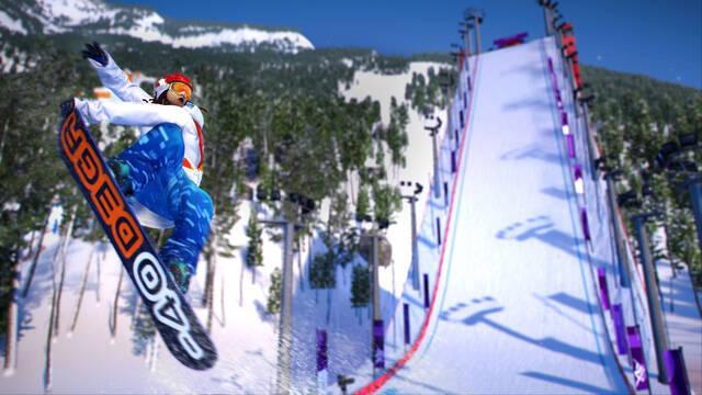 Steep presenta la expansión Juegos Olímpicos de Invierno 2018 en tráiler
