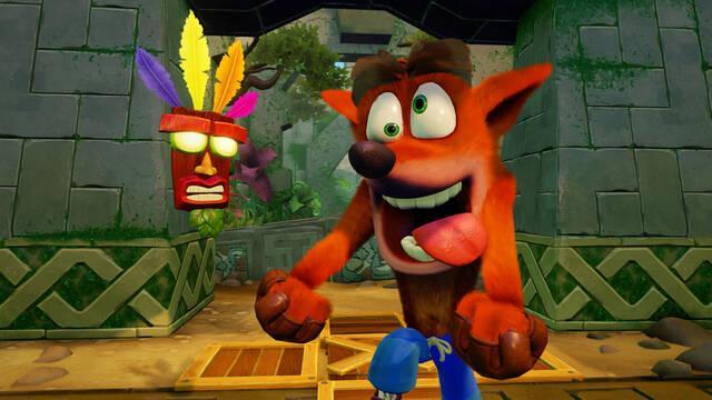 Crash Bandicoot N. Sane Trilogy, lo más vendido en PlayStation Store en julio