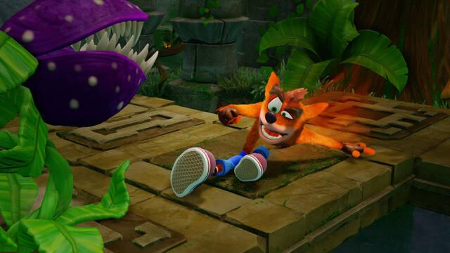 Crash Bandicoot N. Sane Trilogy estrena tráiler e imágenes