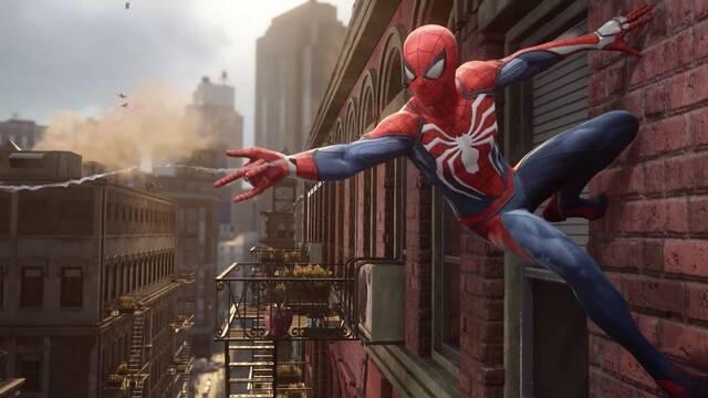 Spider-Man también podrá combatir en espacios cerrados