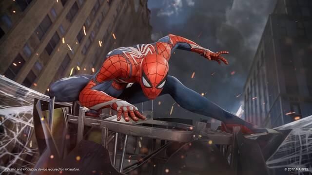 Spider-Man llegará en la primera mitad de 2018