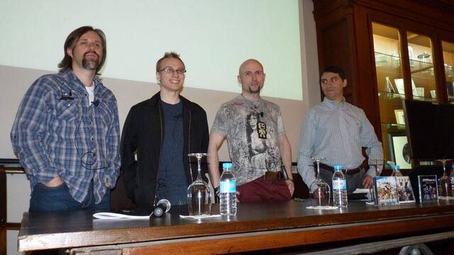 Cr�nica Ideame 2012: Primer d�a, jornada de la ma�ana