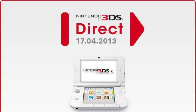 Este miércoles habrá un nuevo Nintendo 3DS Direct