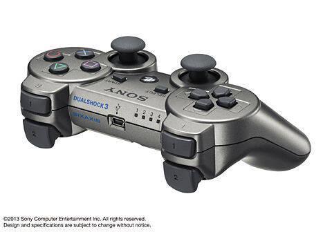 Sony lanzará un color nuevo para el DualShock 3 en Japón