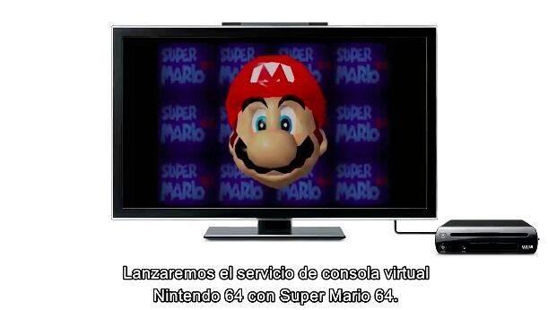 Wii U Nintendo Ds : La consola virtual de wii u recibe juegos nintendo y