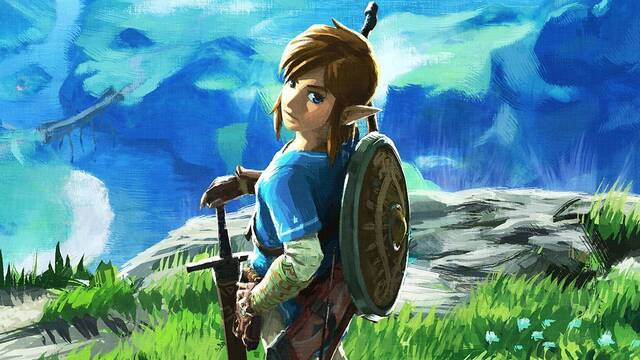 The Legend of Zelda: Breath of the Wild se actualiza hoy
