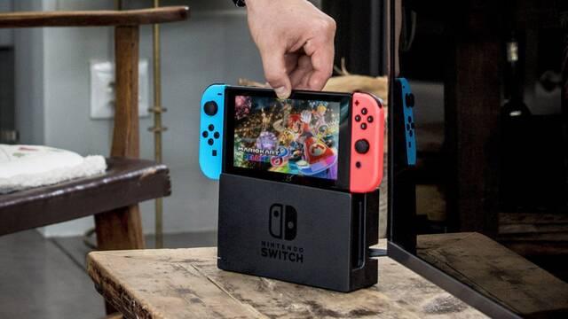 Switch fue la consola más vendida en Estados Unidos durante marzo