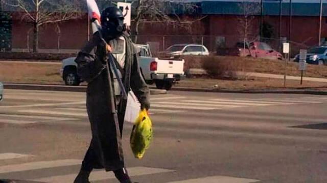 La policía canadiense confunde un cosplay de Fallout con un posible terrorista