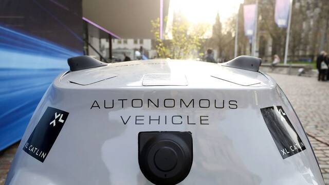 GTA V es usado como plataforma de aprendizaje para coches autónomos