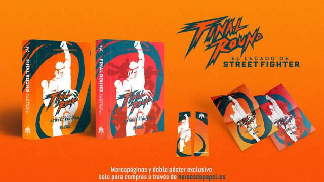 Ya a la venta Final Round: El Legado de Street Fighter