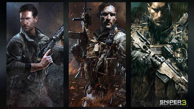Sniper: Ghost Warrior 3 nos muestra sus principales novedades en vídeo