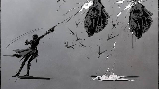 El arte de los combates en Dishonored 2