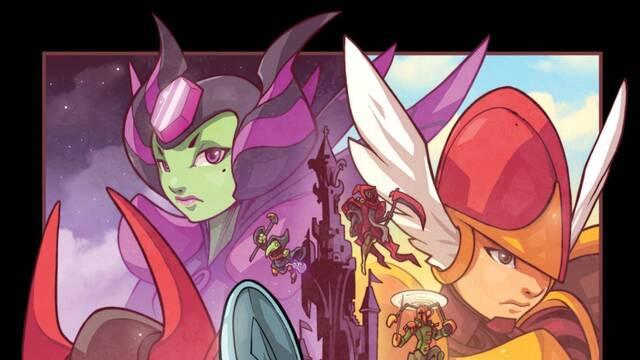 El libro de ilustraciones de Shovel Knight llegará el 17 de octubre