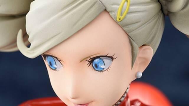 Ann Takamaki de Persona 5 tendrá una figura espectacular