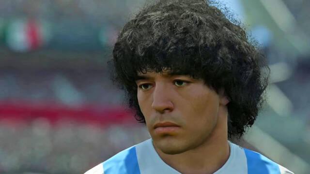 Konami responde a Maradona por usar su imagen en PES 2017