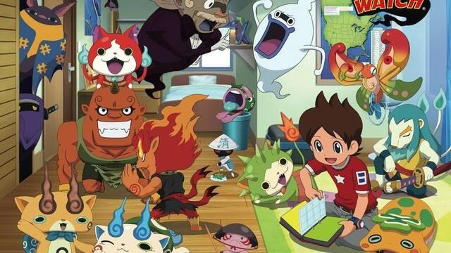 Viz Media presenta la segunda temporada de Yo-kai Watch