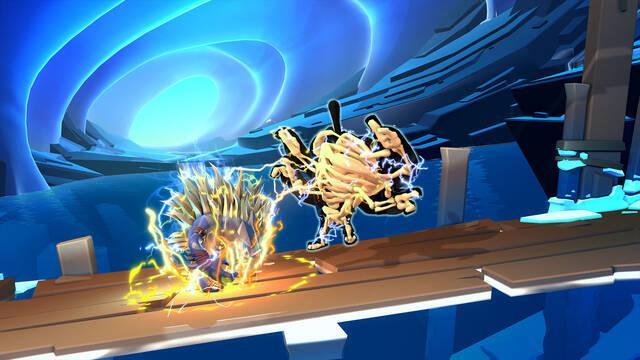 El juego de lucha Brawlout ya está disponible en Acceso anticipado