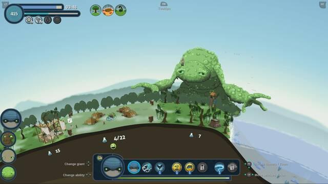 Reus, el simulador de dioses, llegar� a Xbox One y PlayStation 4 el pr�ximo 14 de octubre