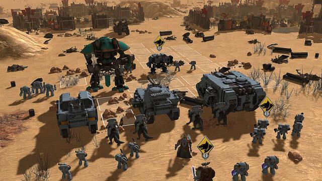 Warhammer 40,000: Sanctus Reach llegará el 19 de enero a PC