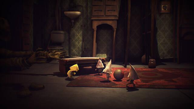 Little Nightmares tendrá un mejor aspecto visual en PS4 Pro