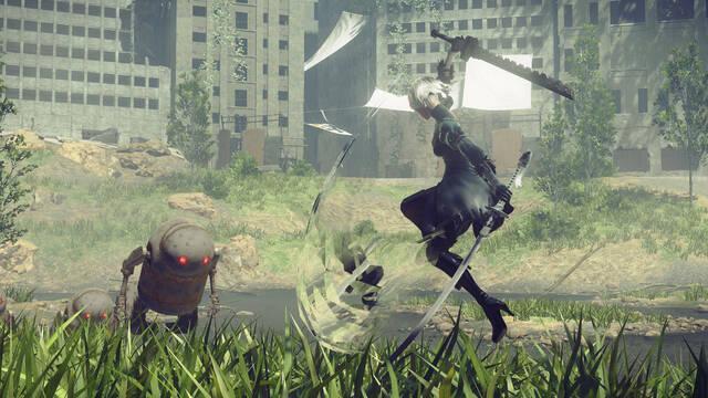 Platinum Games sigue trabajando en el parche de Nier: Automata para PC