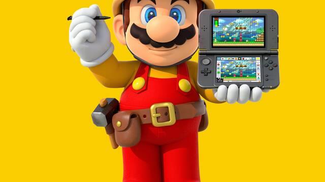 Super Mario Maker for Nintendo 3DS es el videojuego más vendido de la semana en Japón