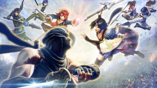 Musou Stars muestra a sus personajes en acción con un nuevo tráiler