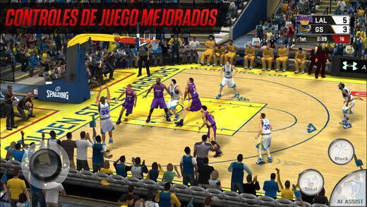 NBA 2K17 estrena su versi�n para dispositivos iOS y Android