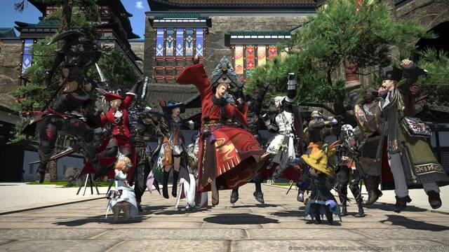 Final Fantasy XIV se acerca al récord de usuarios de World of Warcraft