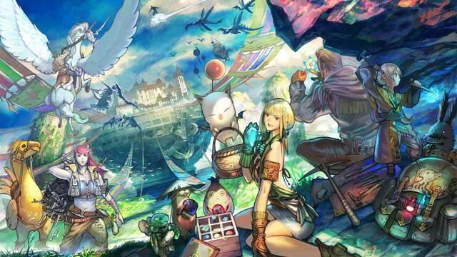 Aumenta el número de suscriptores a Final Fantasy XIV