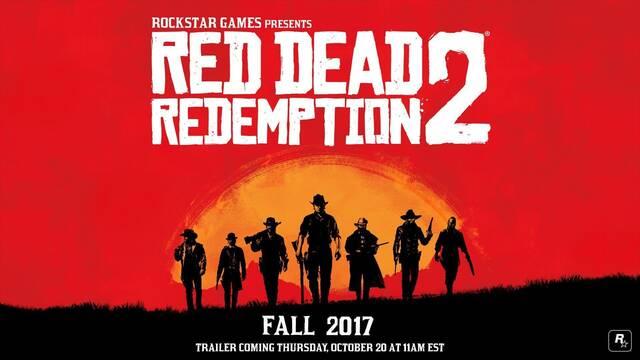 Oficial: Red Dead Redemption 2 saldrá en otoño de 2017 y tendrá modo online