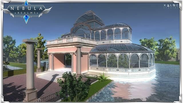 El juego español Nebula Realms llega a PS4 el 26 de octubre