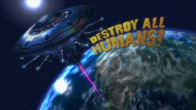 Destroy All Humans! ya está disponible para PS4 en Estados Unidos