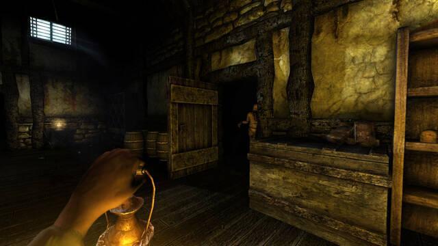 El terror de Amnesia llegará a PS4 con Amnesia: Collection el 22 de noviembre