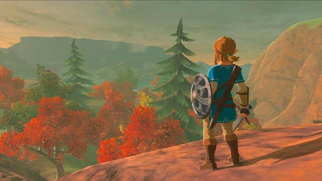 Aseguran que The Legend of Zelda: Breath of the Wild será título de lanzamiento de Switch
