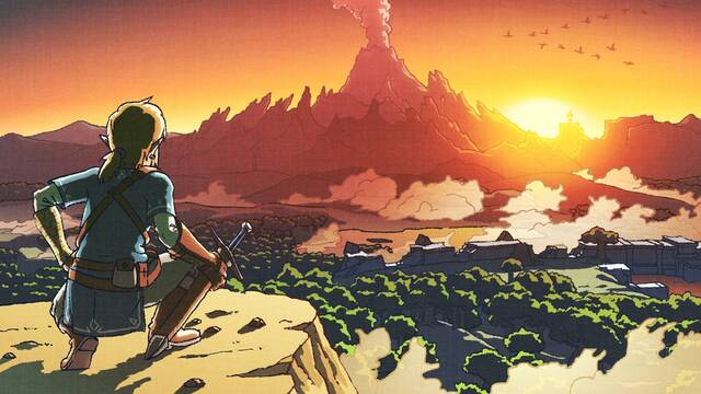 The Legend of Zelda: Breath of the Wild podría no ser juego de lanzamiento de Switch en Europa