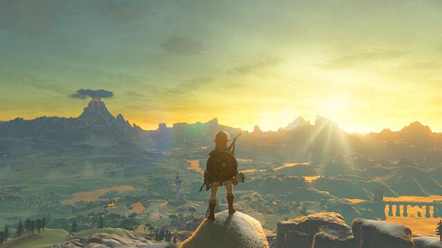 Desarrolladores comentan y valoran The Legend of Zelda: Breath of the Wild