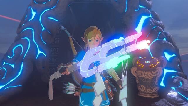 Ya está disponible La Balada de los Elegidos para Zelda: Breath of the Wild