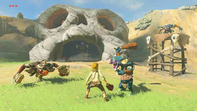 Zelda: Breath of the Wild detalla los añadidos de su primer DLC