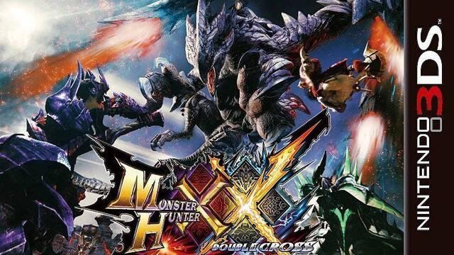 Monster Hunter XX se mantiene como el juego más vendido de Japón