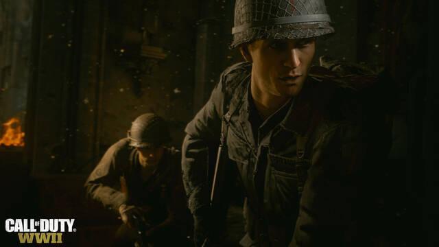 Call of Duty: WWII tendrá mejoras en PS4 Pro