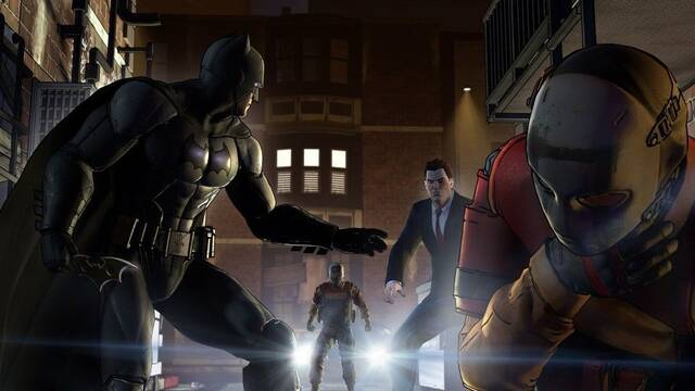 Un registro de Batman: The Enemy Within apunta a la serie de Telltale